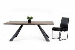 VIG Norse Ship Wood Dining Table Available Online in Dallas Fort Worth Texas