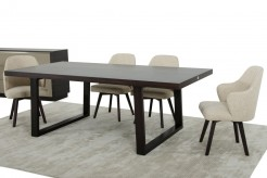 A&X Caligari Oak Dining Table Available Online in Dallas Fort Worth Texas