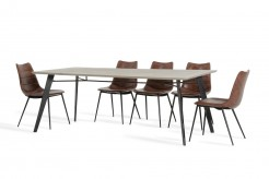 VIG Claw Concrete Dining Table Available Online in Dallas Fort Worth Texas