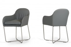 Sweeny Grey Dining Chair Available Online in Dallas Fort Worth Texas