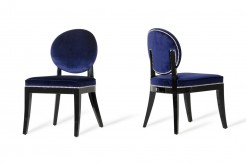 Isabella Blue Dining Chair Available Online in Dallas Fort Worth Texas