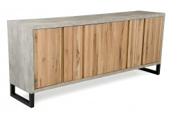 Reese Aged Oak Buffet Available Online in Dallas Fort Worth Texas