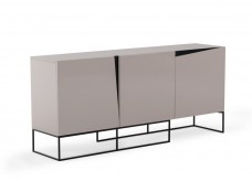 Hope Grey Gloss Buffet Available Online in Dallas Fort Worth Texas