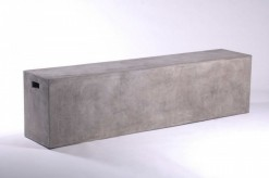 Yem Concrete Bench Available Online in Dallas Fort Worth Texas