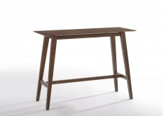 Steed Walnut Bar Table Available Online in Dallas Fort Worth Texas