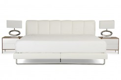 Heather White Bed Available Online in Dallas Fort Worth Texas