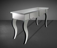 VIG Adair Mirrored Console Table Available Online in Dallas Fort Worth Texas