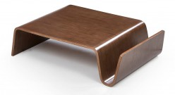 VIG Milford Walnut Coffee Table Available Online in Dallas Fort Worth Texas