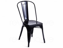 VIG Elan Black Metal Side Chair Available Online in Dallas Fort Worth Texas