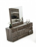 Picasso Grey Lacquer Dresser Available Online in Dallas Fort Worth Texas