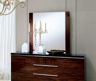 Alf Stromboli Ebony Mirror Available Online in Dallas Fort Worth Texas