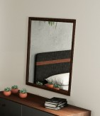 VIG Nova Domus Dali Walnut Mirror Available Online in Dallas Fort Worth Texas