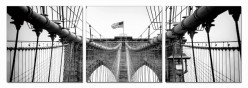 VIG Bridge Tower 3-Panel Photo ... Available Online in Dallas Fort Worth Texas