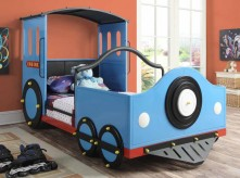 Coaster Blue Train Bed Available Online in Dallas Fort Worth Texas