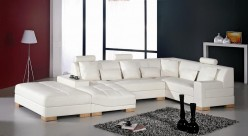 VIG Divani Casa Florence White ... Available Online in Dallas Fort Worth Texas