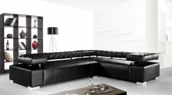 VIG Divani Casa Disco Leather S... Available Online in Dallas Fort Worth Texas