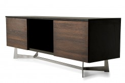 VIG Wharton Dark Aged Oak TV St... Available Online in Dallas Fort Worth Texas
