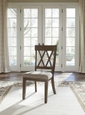 Ashley Brossling Side Chair Available Online in Dallas Fort Worth Texas