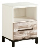 Evanni White Night Stand Available Online in Dallas Fort Worth Texas