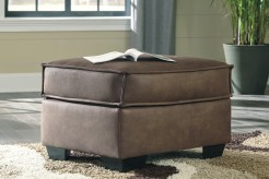 Ashley Terrington Ottoman Available Online in Dallas Fort Worth Texas