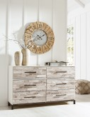 Evanni White Dresser Available Online in Dallas Fort Worth Texas