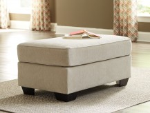 Ashley Lisle Nuvella Ottoman Available Online in Dallas Fort Worth Texas