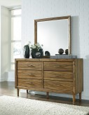 Ashley Broshtan Bedroom Mirror Available Online in Dallas Fort Worth Texas