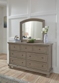 Ashley Lettner Bedroom Mirror Available Online in Dallas Fort Worth Texas