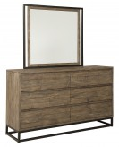Ashley Cazentine Bedroom Mirror Available Online in Dallas Fort Worth Texas