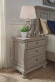 Lettner 3 Drawer Night Stand Available Online in Dallas Fort Worth Texas