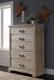 Ashley Charmyn Five Drawer Chest Available Online in Dallas Fort Worth Texas