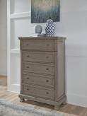 Lettner Five Drawer Chest Available Online in Dallas Fort Worth Texas