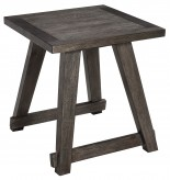 Ashley Harpoli Square End Table Available Online in Dallas Fort Worth Texas
