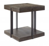 Ashley Gantoni Square End Table Available Online in Dallas Fort Worth Texas