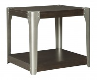 Ashley Geriville Square End Table Available Online in Dallas Fort Worth Texas