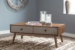 Ashley Lynnifer Coffee Table Available Online in Dallas Fort Worth Texas