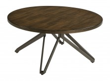Ashley Tavonni Round Coffee Table Available Online in Dallas Fort Worth Texas