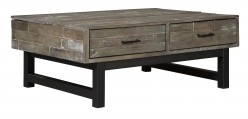 Ashley Mondoro Coffee Table Available Online in Dallas Fort Worth Texas