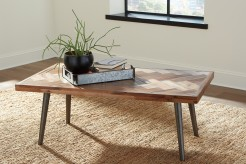 Ashley Vantori Coffee Table Available Online in Dallas Fort Worth Texas