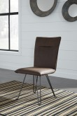 Ashley Moddano Side Chair Available Online in Dallas Fort Worth Texas
