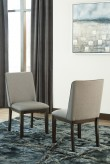 Ashley Chanceen Side Chair Available Online in Dallas Fort Worth Texas