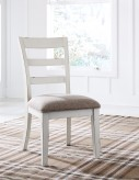 Ashley Stownbranner Side Chair Available Online in Dallas Fort Worth Texas
