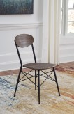 Ashley Samcott Side Chair Available Online in Dallas Fort Worth Texas