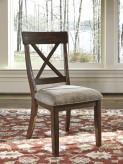 Ashley Windville Side Chair Available Online in Dallas Fort Worth Texas