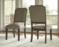 Ashley Larrenton Side Chair Available Online in Dallas Fort Worth Texas