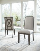 Ashley Zimbroni Side Chair Available Online in Dallas Fort Worth Texas