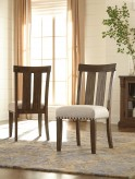 Ashley Wendota Side Chair Available Online in Dallas Fort Worth Texas