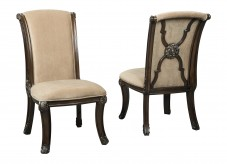 Ashley Valraven Side Chair Available Online in Dallas Fort Worth Texas