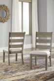 Ashley Chapstone Side Chair Available Online in Dallas Fort Worth Texas