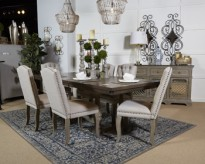 Ashley Borlend Side Chair Available Online in Dallas Fort Worth Texas